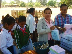N°2 – Km 40 – École primaire de «Lakseesip »
