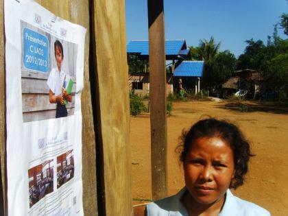 N°4 – Km 34 – École primaire de «Ou Dompahne»