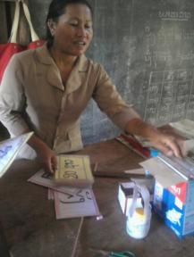 N°7 – Km 42 – Ecole primaire de « Ban Pak Tuay »